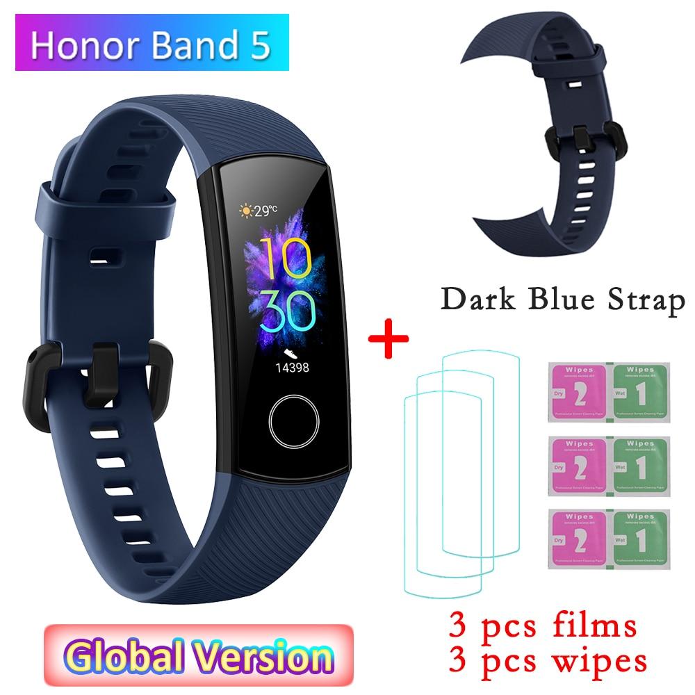 BL Dark Blue Straps