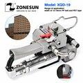 Портативный инструмент для обвязки ZONESUN  пневматический инструмент для обвязки  для ПП  ПЭТ  пластиковой упаковочной машины  для табачных ки...