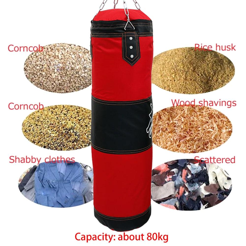 Cheap Saco de pancada e saco de areia