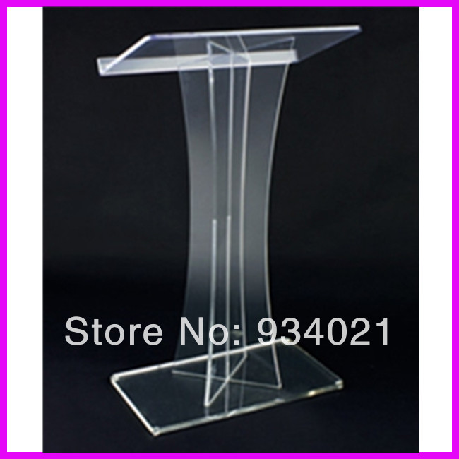 Acrylic Church Lectern Plexiglass