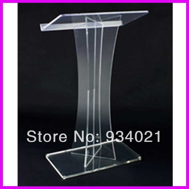 Acrylic Church Lectern Plexiglass