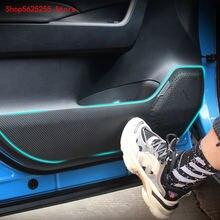 Накладки для защиты от ударов двери автомобиля кожаные накладки