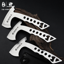 HX OUTDOORS 3Pcs/Lot Tactical Survival Axe Camping Axes Hand Hunting Tool Kitchen Gift For Man Nylon Sleeve Dropshipping
