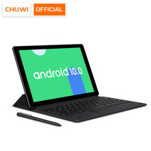 CHUWI HiPad X 10.1 inch Android 10 Tablet PC Helio MT6771 Octa Core LPDDR4X 6GB 128G UFS 2.1 Tablet 4G LTE GPS(China)