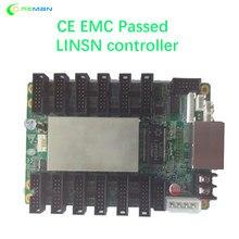 Carte système de contrôle EMC LINSN RV908 / RV901 hub75, nouveau design, affichage led couleur DOOH P2 P3 P4 P5