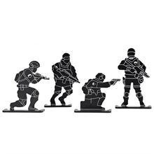 Солдат целевой форме человека открытый АЕГ, ГББ страйкбол съемки подготовки практикующих металлических пейнтбол аксессуары
