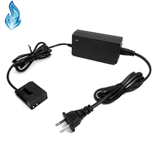 ACK DC80 Power Adapter Charger + DR 80 Coupler NB 10L NB10L Dummy Battery for Canon PowerShot G1X G15 G16 SX40 SX50 SX60 Cameras