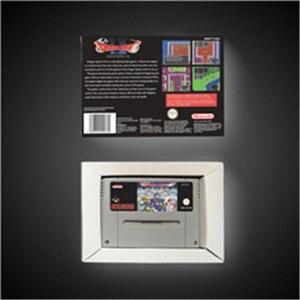 Image 2 - Dragon quest i & ii bateria de cartão de jogo rpg versão eur salvar com caixa de varejo