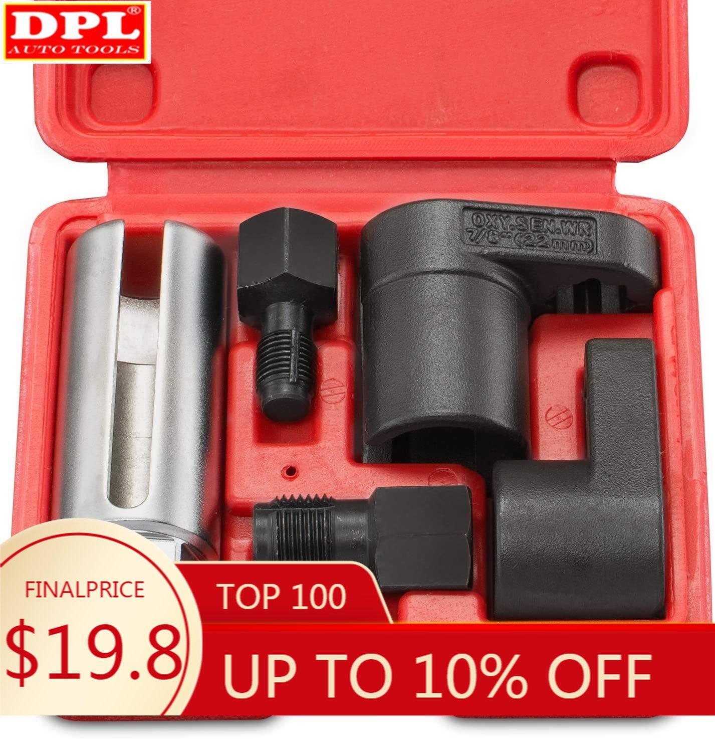 Kit de clé à capteur doxygène de 5 pièces pour le retrait automatique de la prise O2