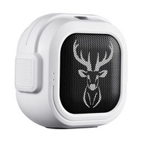 mini wireless bluetooth new Mini deer outdoors Bluetooth speaker portable cartoon bass Stereo plug-in TF card wireless gift  Sound column  FM Radio fun (4)