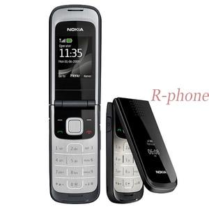 Image 1 - Vente chaude Original Nokia 2720 pli téléphone Mobile 2G GSM tri bande débloqué Russin arabe clavier remis à neuf pas cher téléphone