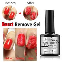 1pcs Nagel Gel Polish UV Gel Remover Ontvetter Nail Losweken Nagellak Magic Remover UV Base Top Coat burst Lijm 10ml TSLM2 Nieuwe(China)