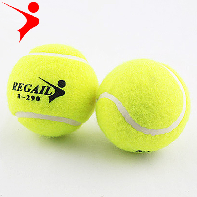 Ray Gal 290 Practice Tennis Wholesale Level Yellow Tennis Training Tennis High Grade Pet Tennis
