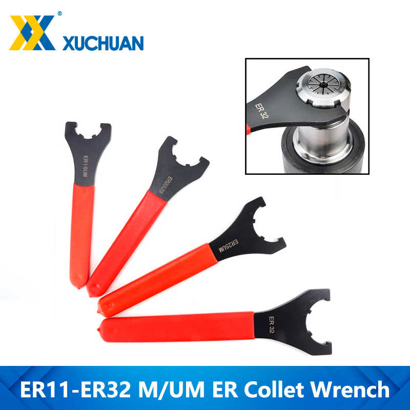 C32 Wrench Spanner for Nut CNC Milling Lathe Holder Tool New lathe