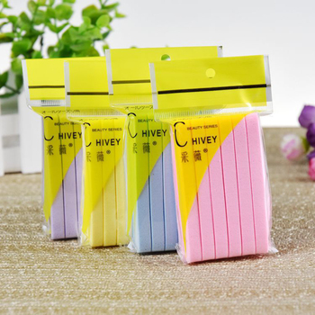 12PCS/Set Cosmetic Puff Compressed Cleaning Sponge Facial Clean Washing Pad Remove Makeup Skin Care Tool Cleaning Puff 1