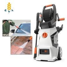 1900w máquina de lavar roupa do carro doméstico 220v alta pressão lavagem carro pistola água alta potência alta pressão limpeza carro
