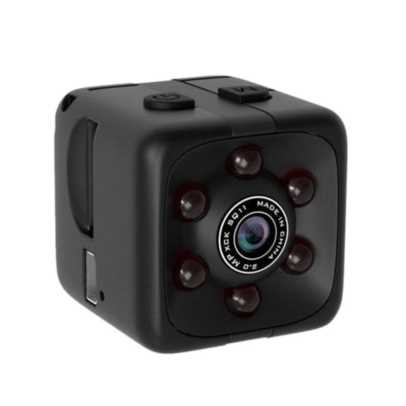360 Camera SQ11 360 degree video Camera HD 3D live Sports Camera 1080P Home Security Camera Support 32G Memory Card