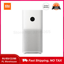 Global Version Xiaomi Mijia Mi Air Purifier 3C Digital LED display HEPA filter WIFI app AI voice smart control for good quality