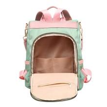 High Quality Waterproof Oxford Women Backpack