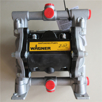 Orginal Germany wanger Zip 52 pump U551.ATSS7 pneumatic double diaphragm paint air pump zip52 air powered paint transfer machine qby 15 corrosion resistant double way pneumatic diaphragm pump 0 1m3 h