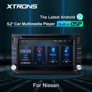 "6.2"" Android Q DSP Car DVD Player multimedia GPS OBD for Nissan TIIDA QASHQAI SUNNY X-TRAIL PALADIN NAVARA SENTRA TERRANO PATROL"