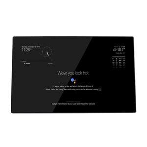 Waveshare 13,3 дюймов магическое зеркало голосовой помощник, контактное управление, Raspberry Pi 3A внутри (вилка США)