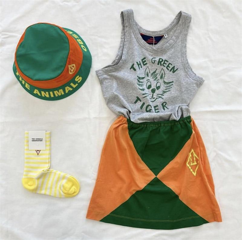 Детская бейсбольная кепка EnkeliBB для весны и лета, новинка 2021, Детская уличная Кепка Arricals TAO, очень стильные аксессуары для малышей 3
