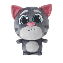 Stuffed Plush Cute Toys Cat Talking Tom and Friends Animal Dolls Christmas Birthday Gift for Kids Children(China)