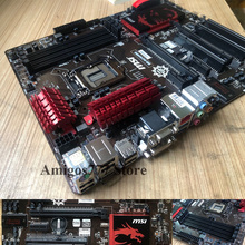 LGA 1150 DDR3 MSI B85-G43 GAMING original Desktop Motherboard Intel B85 PCI-E 3.
