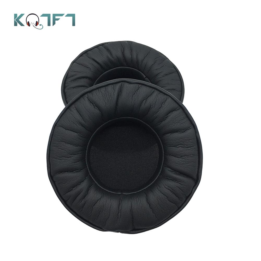 KQTFT Replacement EarPads for <font><b>SteelSeries</b></font> <font><b>Siberia</b></font> <font><b>800</b></font> Headphones Super Soft Protein Ear Pads Earmuff Cover Cushion Cups image