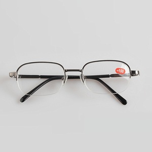 Image 5 -  1.0 To  11  12  13  14  15  16 17  18  19  20 High Diopter Myopia Glasses Men Women Prescription Spectacles Nearsighted F155