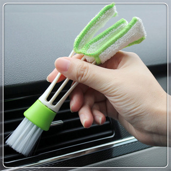 auto Car Clean Tools Cleaning Brush air Vent outlet for BMW E34 F10 F20 E92 E38 E91 E53 E70 X5 M M3 E46 E39 E38 E90 image