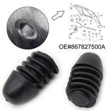 Pare-choc avant et arrière, pour VW Sharan Touareg Beetle Skoda Octavia Superb Yeti 867827500A, montage 171823499