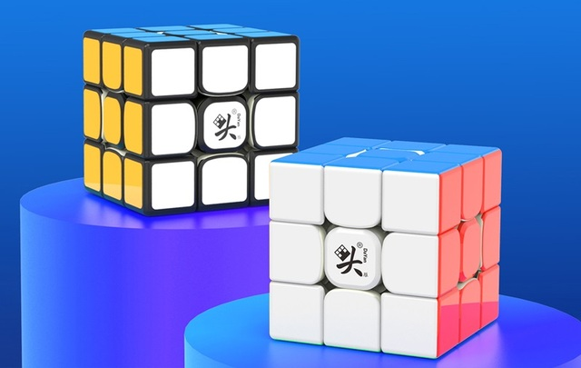 Original Newest Dayan tengyun V2 M Magnetic 3x3x3 Cube Cubo Magico 3x3 with Magnets Educational Toys for kids Gifts Tengyun V2M 3