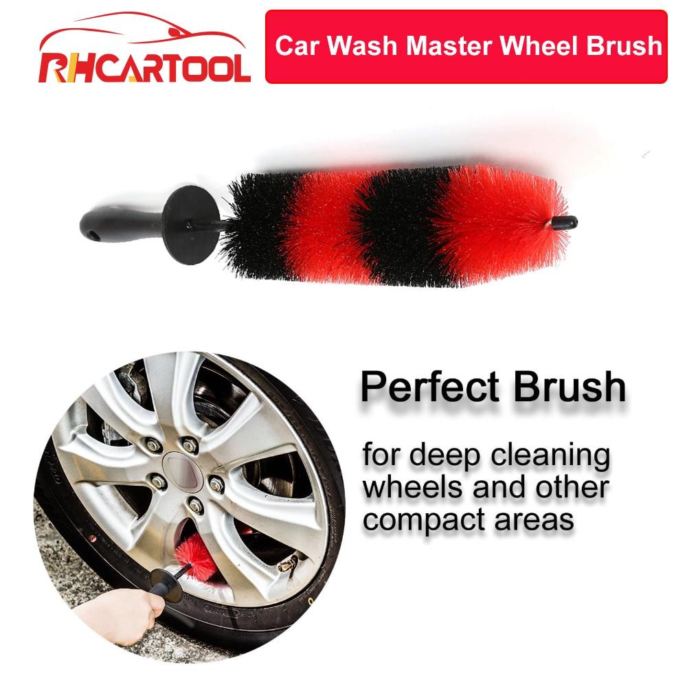 Krcher Alloy Wheel Wash Brush for Pressure Washer Accessory