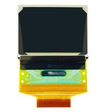 New 1.29 inch OLED 12896 dot matrix plug 30PIN driver SSD1351 new color screen