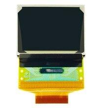 Nowy 1.29 calowy ekran OLED 12896 z matrycą punktową sterownik 30PIN SSD1351 nowy kolorowy ekran