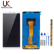 LCD Display For Wiko Y80 LCD Display Digitizer Screen Complete Assembly