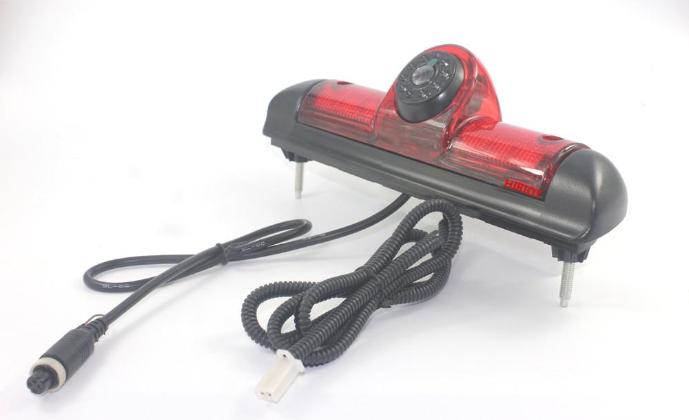 lowest price Car Reversing Rear View Camera CCD Car Brake Light Led Backup Camera for FIAT DUCATO X250 Citroen JUMPER III Peugeot BOXER III