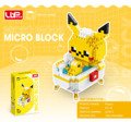 diamond building blocks mini bricks puzzle educational Cartoon toys kids micro creative Bathtub series figures gifts