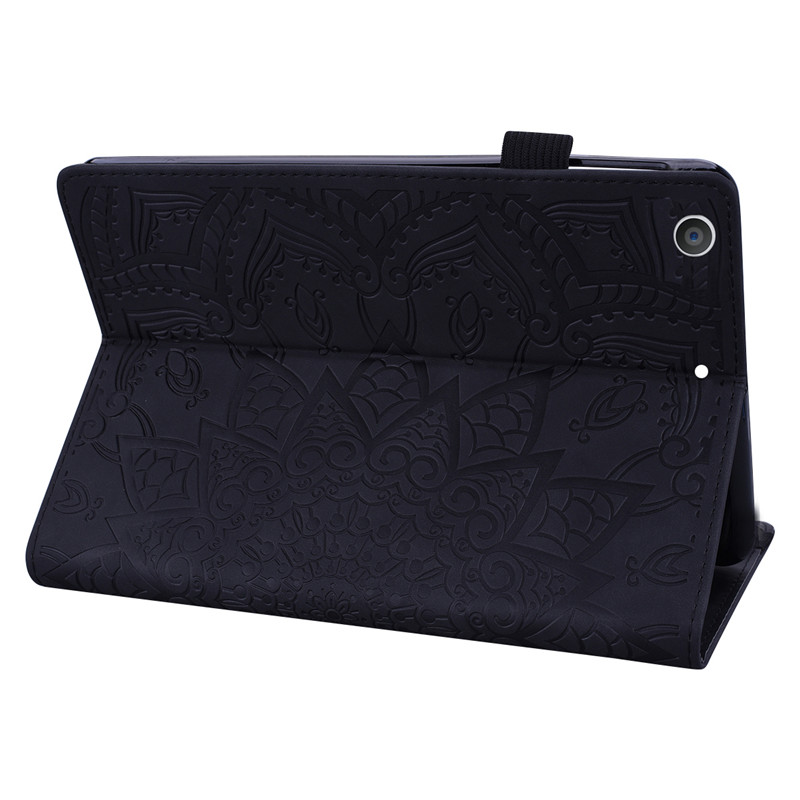 for A2232-Cover-Case Flower Coque Funda iPad 7th-Generation Case Classic Wekays 10.2