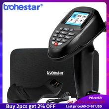 Trohestar 1d 2d Беспроводной штрих кодов Сканер Инвентаризации