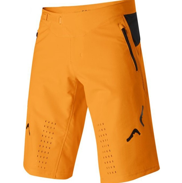 Free shipping Delicate Fox Motorcycle ATV Bike Off-road Riding Orange Shorts MX Defend Motocross Scooter Summer Short Pants