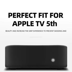 Image 2 - Защитный чехол, совместимый с Apple TV 4K 5Th/4Th Противоскользящий Ударопрочный силиконовый чехол