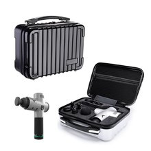 Exquisite Suitcase Massage Gun Large Capacity Storage Box Hyperice Accessories Protection