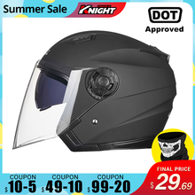 JIEKAI Motorcycle Helmet Open Face Helmets Motocicleta Cascos Para Motorbike Scooter Riding Safety Helmet Cascos Para Moto