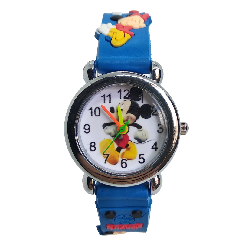 New Fashion Cool Mickey Watches Children Student Kids Girls Boys Watch Mouse Casual Quartz Wristwatch Relojes Montres Kol Saati
