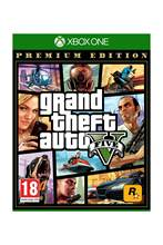 Grand Theft Auto 5 Premium Edition Xbox One Game