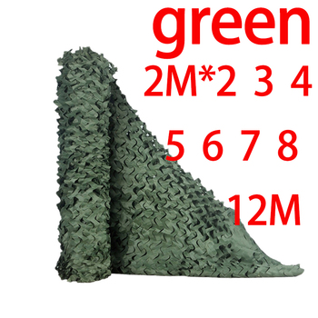 Camouflage Net 2*2 3 4 5 6 7 8 9 10 12M Camo Netting Pure green CamoSystems Net with Mesh Camouflage Netting shade awning 1761 net eniw page 9