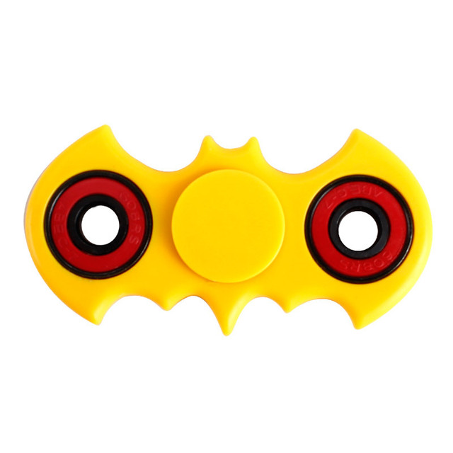 Top Fidget Spinner EDC Batman Shape Bearing Toy Hand Finger Spinner Relieve Stress Autism Anti-stress Hand Spinners Kids Toys